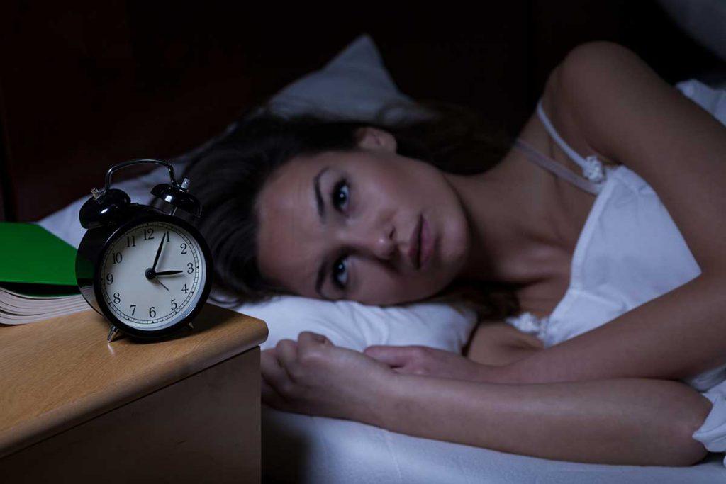 Schlafstörungen - Regeneration - Schlafstörung