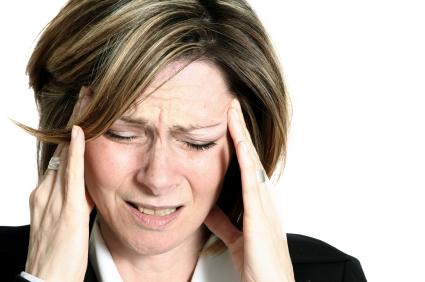 Kopfschmerzen - Migräne